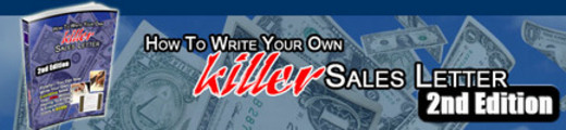 Thumbnail How To Write Your Own Killer Sales Letter (MRR)
