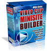 Thumbnail YouTube VideoClipWebsites Builder (MRR)