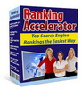 Ranking Accelerator: Capture Top Search Rankings (MRR)