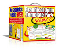 Thumbnail The Graphical Optin Template Pack - Volume 2 (MRR)