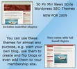 Thumbnail 50 News Style WordPress Seo Themes (MRR)