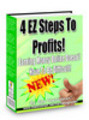 Thumbnail The 4 EZ Step PROFITS (MRR)