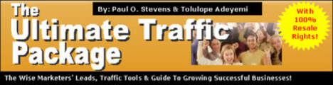 Ultimate Viral Traffic Generator (MRR)