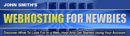 Thumbnail Webhosting For Newbies: 2 videos on Webhosting (MRR)
