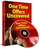 One Time Offers Uncovered (MRR)