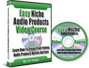 Thumbnail Easy Niche Audio Video Course: Make interactive multi-media (MRR)