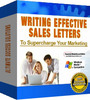 Thumbnail Writing Effective Sales Letters: Sales Letter Technique -MRR