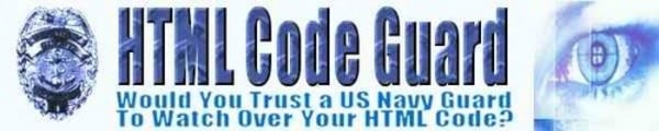 HTML Code Guard: Protect Your Web Pages (MRR)
