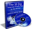 The 30 Day Internet Profit Plan (Audio E-Book) (MRR)