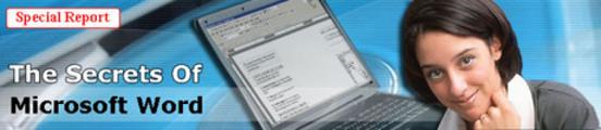 Thumbnail The Secrets of Microsoft Word (MRR)