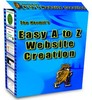 Thumbnail Easy Website Creation From A to Z Videos (MRR)