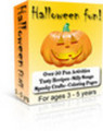 Thumbnail Halloween EBox Of Fun For Ages 3 - 5 (MRR)