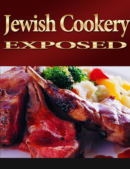 Product picture Jewish Cookery Exposed
