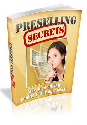 Product picture New Preselling Secrets  (MRR)