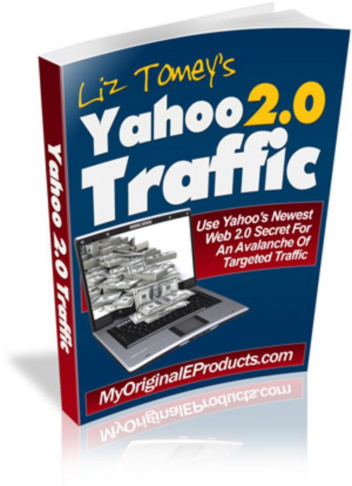 Product picture Yahoo 2.o Traffic  (MRR)
