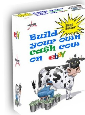 Product picture Build Your Own Cash Cow On eBay  (MRR)