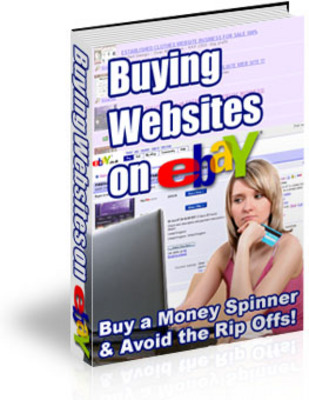 Product picture Buying Websites on eBay (MRR)