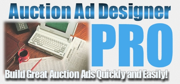 Product picture Auction Ad Designer PRO  (MRR)