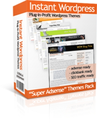 Product picture Super Adsense Wordpress Theme (MRR)
