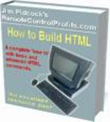 Product picture How to Build HTML (MRR)