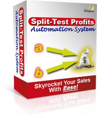 Product picture The Split-Test Profits Automation System  (MRR)
