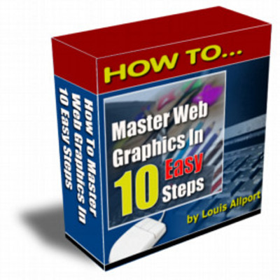 Product picture Master Web Graphics In 10 Easy Steps (Videos) (MRR)