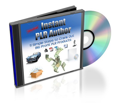 Product picture Instant PLR Author (MRR)
