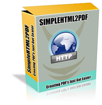 Product picture SIMPLE HTML 2 PDF: Create A Quick PDF Document