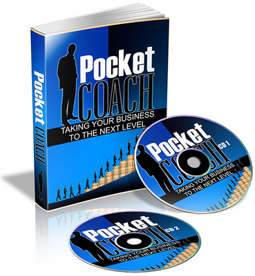 Product picture Pocket Coach:Taking your business to the next level (MRR)