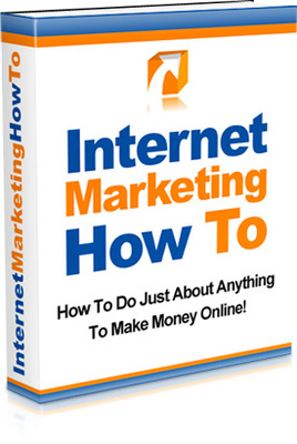 Product picture Internet Marketing How To Book  (MRR)
