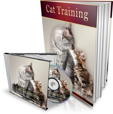 Product picture How You Can Train Your Cat: Cat Training Ebook + Audio MP3