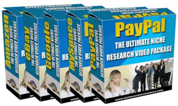 Product picture THE ULTIMATE NICHE RESEARCH VIDEO PACKAGE (MRR)