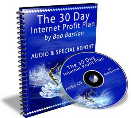 Product picture The 30 Day Internet Profit Plan (Audio E-Book) (MRR)
