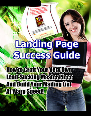 Product picture Landing Page Success Guide (MRR)