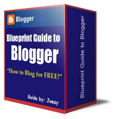 Product picture Blueprint Guide to Blogger: Blog For Free  (MRR)