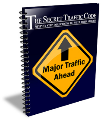 Product picture The Secret Traffic Code w/Videos (MRR)