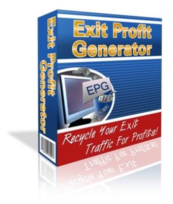 Product picture Exit Profit Generator: Unblockable Exit Popups  (MRR)