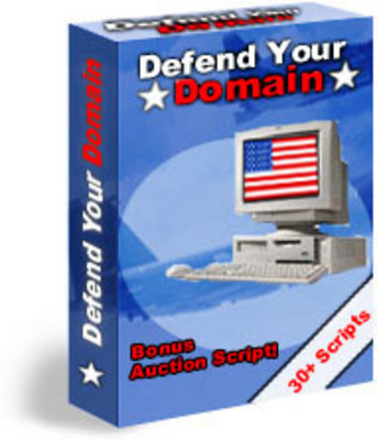 Product picture Defend Your Domain (MRR)
