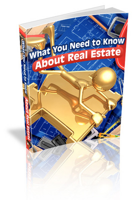 Product picture What You Need to Know About Real Estate (MRR)