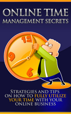 Product picture Online Time Management Secrets (MRR)